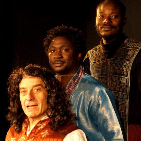 Les Fables de la Fontaine et du Burkina Faso, musique Désiré Sankara